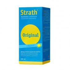 Strath - Eliksir Original D-vitamin 500ml.