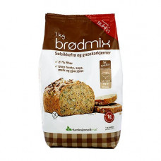 Sukrin - Glutenfri Brødmix
