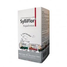 SylliFlor - Glutenfri Rejsebreve 5 varianter