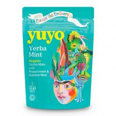 yuyo - Økologisk Mate Mint te med Pebermynte