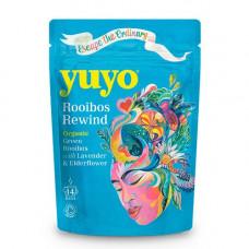 yuyo - Økologisk Rooibos Rewind te med Lavendel & Hyldeblomst