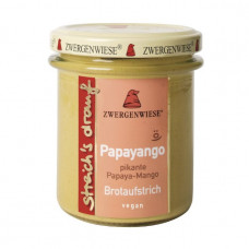 Zwergenwiese - Økologisk Smørepålæg med papaya & mango