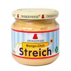 Zwergenwiese - Økologisk Streich Smørepålæg med mango chili