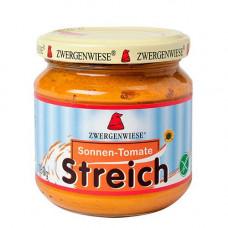 Zwergenwiese - Økologisk Streich Smørepålæg med soltørrede tomater